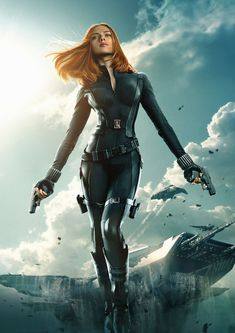 """Natalia Alianovna """"Natasha"""" Romanoff, better known as Black Widow, is one of the best spies and assassins in the world. Originally an agent of the Soviet spy agency, the KGB; she later became a member of S.H.I.E.L.D., the international counter-intelligence agency. Having extensive mastery in the martial arts and armed with her Widow's Bite, Black Widow was one of S.H.I.E.L.D.'s most talented agents. When Loki declared war on Earth, Black Widow joined the Avengers and helped to defend New..."""
