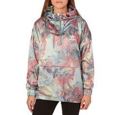 Adidas Originals Hooded Jacket - Multicolor | Free UK Delivery*