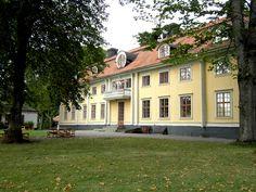 Söderfors Herrgård (Mansion) near Uppsala in the region of Roslagen.