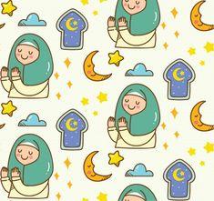 Ramadan Background, Doodle Background, Vector Background, Ramadan Activities, Book Activities, Eid Card Designs, Ramadan Images, Eid Crafts, Eid Mubarak Greetings