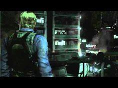 Resident Evil 6 - Gameplay Walkthrough E3 2012 Demo [HD] (Xbox 360/PS3/PC)