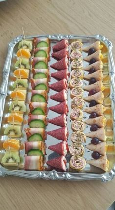 Party Finger Foods Party Snacks Appetizers For Party Appetizer Recipes Party Food Platters Plats Froids Food Garnishes Reception Food Tea Sandwiches Party Finger Foods, Snacks Für Party, Finger Food Appetizers, Appetizers For Party, Appetizer Recipes, Bug Snacks, Appetizer Ideas, Appetizers Table, Snacks Ideas