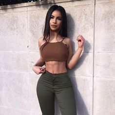 Image about girl in lemybeauty by Girl Outfits, Cute Outfits, Fashion Outfits, Fashion Trends, Lemy Beauty, Looks Pinterest, Thick And Fit, Slim Thick, Trending Today