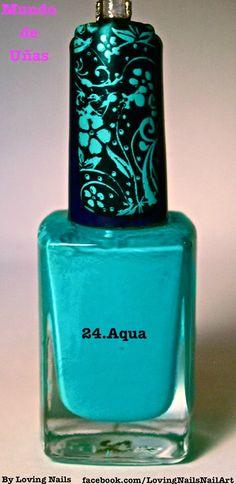 24. Aqua