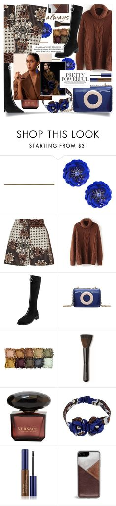 """""""Combination of textile,its all about classy style!"""" by jelena-bozovic-1 on Polyvore featuring Kate Spade, River Island, Laura Mercier, NOVICA, Estée Lauder, Fendi and Zero Gravity"""