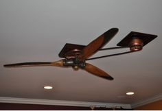 1000 images about ceiling fans on pinterest ceiling fans windmill ceiling fan and pulley - Ceiling fan pulley system ...