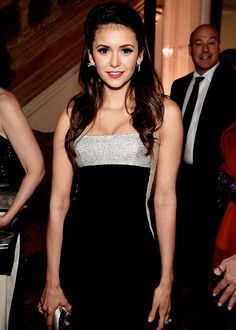 Nina Dobrev attends the Bloomberg & Vanity Fair cocktail reception following the 2016 WHCA Dinner at the residence of the French Ambassador on April 30, 2016 in Washington, DC.