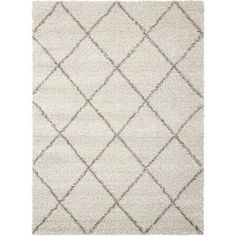 Daily Deals August 2020 - Instinctively en Vogue - crisscross shag rug