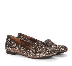 Tami sparkle loafer:: get out!