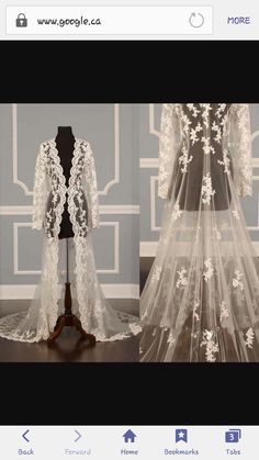 instead of a veil i think