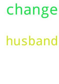 CHANGE MY HUSBAND - CHANGE MY HUSBAND Posted at: https://prayerrequest.com/t/ujY #pray #prayer #request #prayerrequest