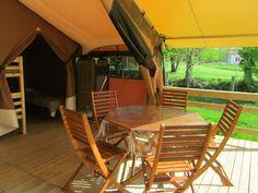 Camping l'îlot du Chail, La Garette http://www.sansais-lagarette.com/camping-lilot-du-chail.html