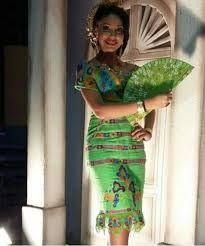 Resultado de imagen para vestidos de fiesta con tonos polycromia