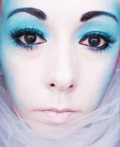 Nawacka Makeup Blog: Porcelanowa lalka