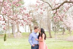 Sean and Monica | Forest Park Engagement Session
