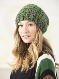Oslo Hat (Crochet)