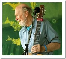 RIP Pete Seeger -wonderful quote here