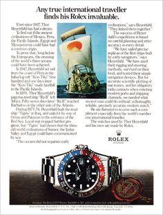 """Rolex GMT """"Pepsi"""""""