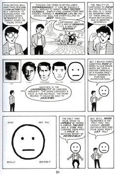 'Understanding Comics', Scott McCloud