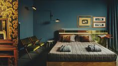 Hotel Borgo Nuovo, Milan, credits ADmagazine via Goodmoods