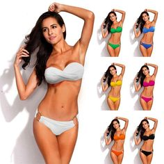 712fac946a New Hot Push Up Bikini - Brazilian Bikini