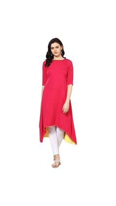 Buy Pink Color Plain Rayon Long Kurti Online at Low Prices in India - Paytm.com Saiveera Fashion is Popular brand in Women Clothing in Surat. Saiveera Fashion is Produce many kind of Women's Clothes like Anarkali Salwar Suits, Straight Salwar Suits, Patiala Salwar Suits, Palazzos, Sarees, Leggings, Salwars, Kurtis, etc. For any Query Contact/Whatsapp on +91-8469103344.