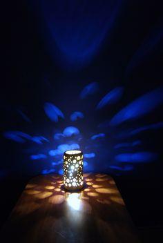 Lampa ceramiczna - Lukasz-Jacek - Lampy stołowe