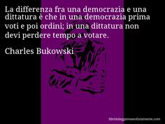 Cartolina con aforisma di Charles Bukowski (27)