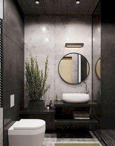 Small Bathroom Remodel Design Ideas On A Budget (54) - home design #bathroomremodelingdesign