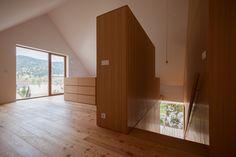 Galería de Viviendo en una villa alpina / Skupaj Arhitekti - 13