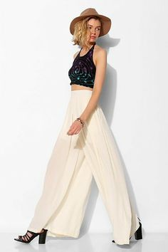 All I want are wide leg pants...