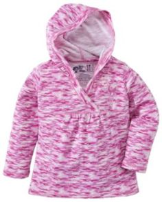 Bass Pro Shops® Fleece Hoodie for Toddlers and Girls - Long Sleeve | Bass Pro Shops