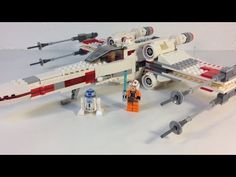 LEGO Star Wars 9493 X-Wing StarFighter Review