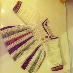 Ravelry: Eloise Baby Sweater pattern by Tamara Kelly