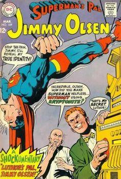 """A Shockumentary!  Luthor's Pal, Jimmy Olsen!"""