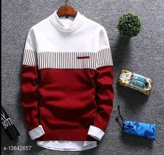 Tshirts & Polos Boys Tshirt Fabric: Cotton Sleeve Length: Long Sleeves Pattern: Striped Multipack: Single Sizes:  15-16 Years (Chest Size: 36 in, Length Size: 26 in)  13-14 Years (Chest Size: 34 in, Length Size: 25 in)  10-11 Years (Chest Size: 30 in, Length Size: 22 in)  11-12 Years (Chest Size: 32 in, Length Size: 23 in)  8-9 Years (Chest Size: 28 in, Length Size: 20 in)  Country of Origin: India Sizes Available: 8-9 Years, 10-11 Years, 11-12 Years, 13-14 Years, 14-15 Years, 15-16 Years   Catalog Rating: ★4 (589)  Catalog Name: Modern Comfy Boys Tshirts CatalogID_2685772 C59-SC1173 Code: 133-13642657-108