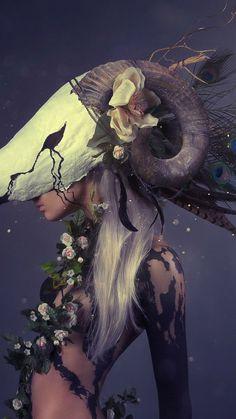 18 Aprile - Luna in Ariete: Il principio maschile fiorisce nel femminile. - La Soffitta delle Streghe | Shop Online