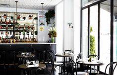Inside the Feminine-Luxe Interiors of Manhattan's Newest Hotspot
