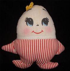 Plakie Humpty Dumpty
