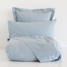 bettw sche aus gewaschenem perkal mit volant zara home home and sweet. Black Bedroom Furniture Sets. Home Design Ideas