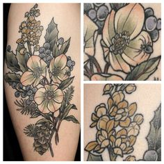 Wonderland tattoo, Portland, Oregon