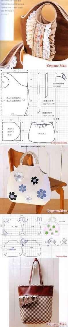 Шьем сумочки...♥ Deniz ♥