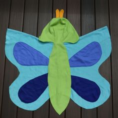 ikat bag: Bug Party - Butterfly Wings Tutorial