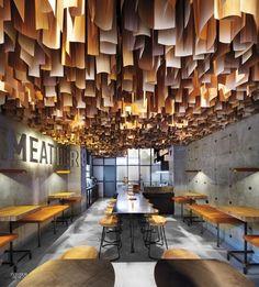 Firms: Cadena + Avocados Concept Design and Esrawe Studio. Project: Tierra Garat. Site: Mexico City. Photography by Jaime Navarro.