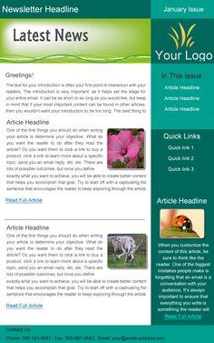 great idea for a newsletter | Classroom | Pinterest | Ideas