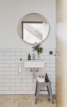 Simppeli lavuaari ja peili veskiin?