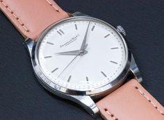 International Watch Co. Cal.89 1960'S #vintageiwc #vintagewatch #horology #horolin