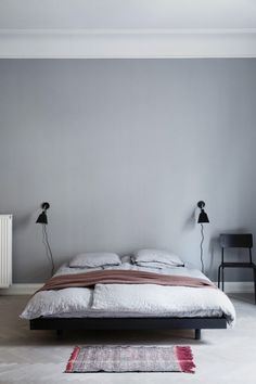 A Minimal Home Full Of Character