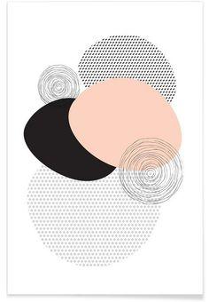 Blubbermix - XOXO Arte - Premium Poster