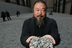 another great artist who is standing for what he believes Al Weiwei